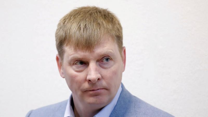 Zubkovs līdz diskvalifikācijas beigām atkāpjas no federācijas prezidenta amata