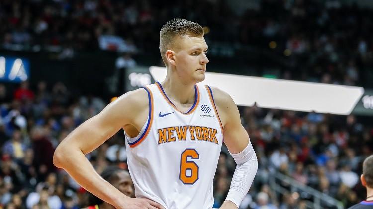 """""""Knicks"""" vērtība Porziņģa ērā pieaug no 3,0 līdz 4,0 miljardiem ASV dolāru"""
