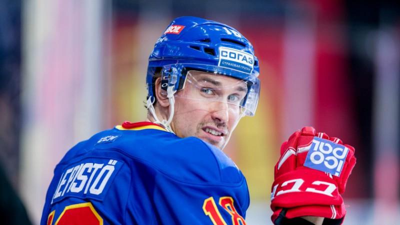 KHL nedēļas labākie - Krasotkins, Lepiste, Petersons