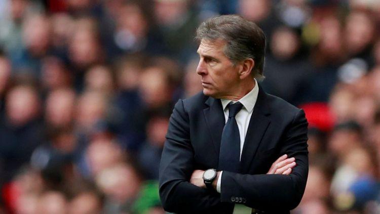 """Leicester"" atlaiž ceturto galveno treneri četru gadu laikā"