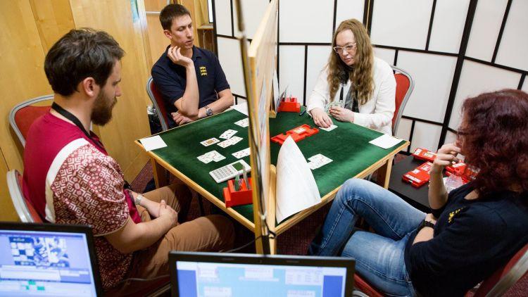 Latvijai sudrabs Eiropas jaukto komandu čempionātā bridžā