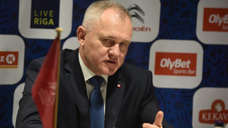 """Voins: """"Latvija """"EuroBasket 2021"""" rīkošanai nepieteiksies, Igaunija mēģinās"""""""