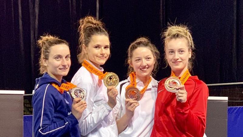 Inese Tarvida triumfē pasaules reitinga turnīrā Nīderlandē