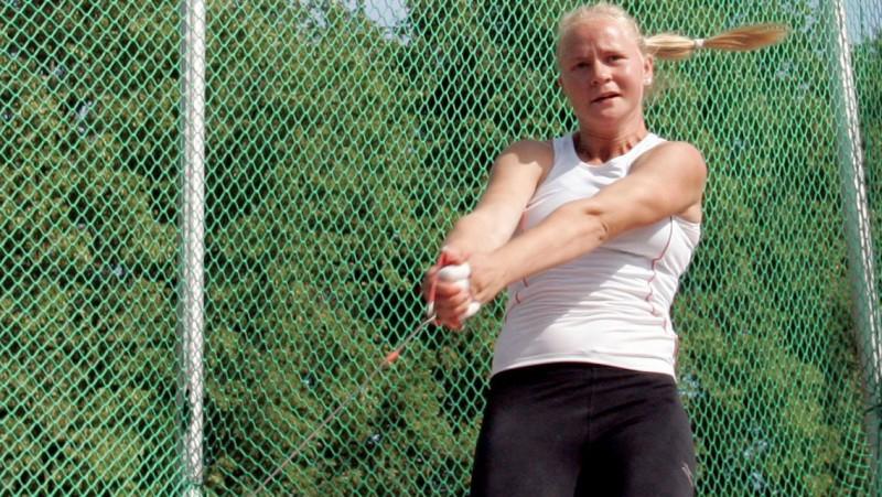 Igaune divreiz labojusi Latvijas rekordu vesera mešanā
