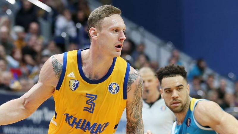 """Timma ar pieciem tālmetieniem kaldina """"Khimki"""" uzvaru Krasnodarā"""