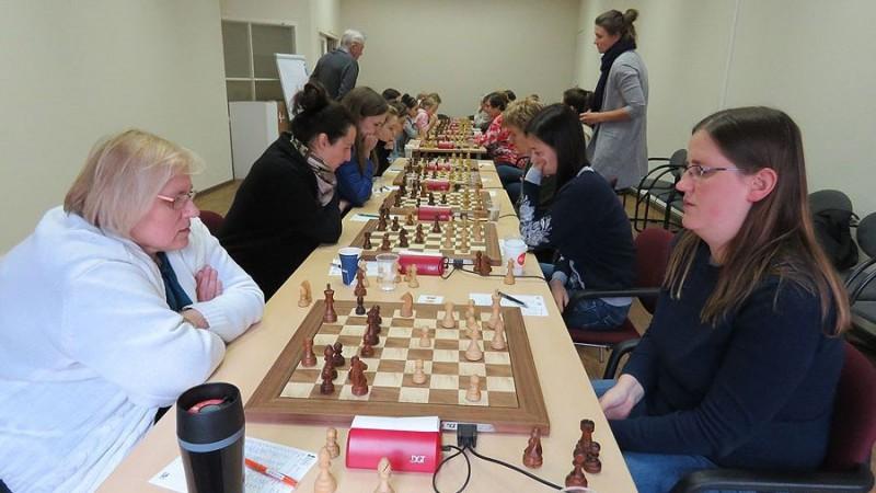 Neikšāns un Bērziņa ceturto reizi kļūst par Latvijas čempioniem šahā