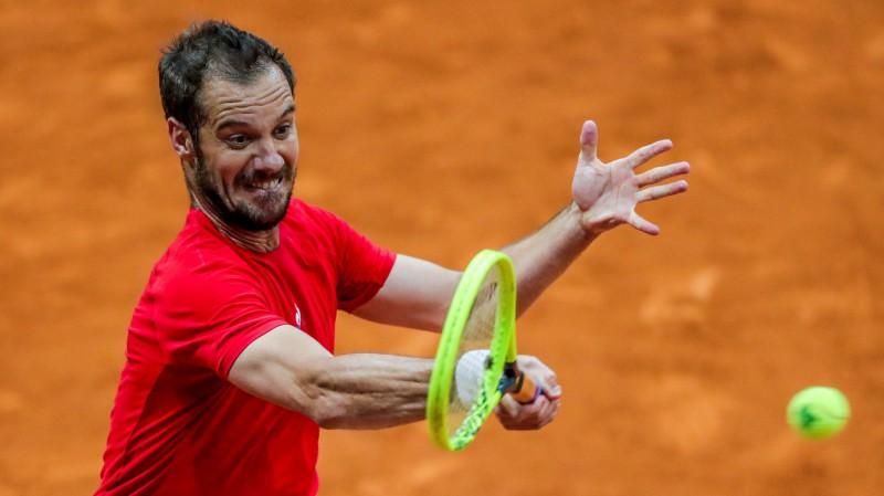 Gaskē ar ļoti vēlu sezonas sākumu nopelna īpašu maču pret Federeru