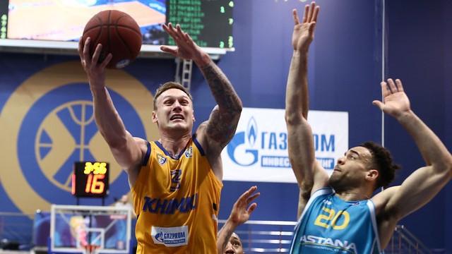"""Timmam četri tālmetieni, Švedam 19 punkti, """"Khimki"""" otrā uzvara pār """"Astana"""""""
