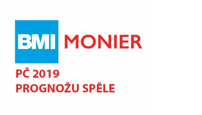 Piedalies Monier PČ 2019 hokeja prognožu spēlē!