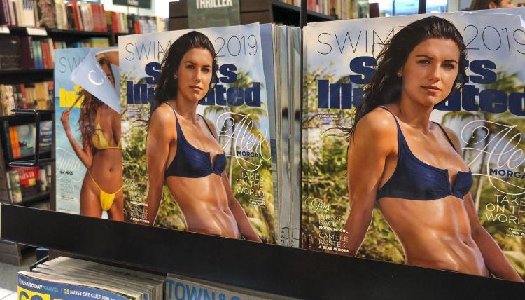 """Par 110 miljoniem dolāru pārdots sporta žurnāls """"Sports Illustrated"""""""