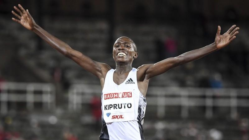 Dimanta līgas posmā Stokholmā 10000 metros uzvar kenijiešu tīnis