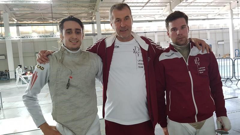 Paukotājs Kuceba gūst 26. vietu Eiropas U23 čempionātā