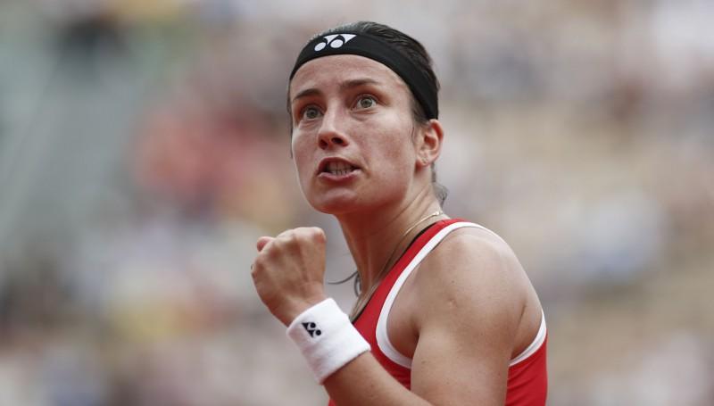 """Sevastova atspēlē piecas mačbumbas un pirmoreiz sasniedz """"French Open"""" astotdaļfinālu"""
