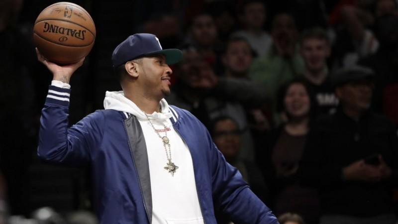 ASV basketbola izlases direktors noraidījis bez kluba esošā Entonija pieteikumu