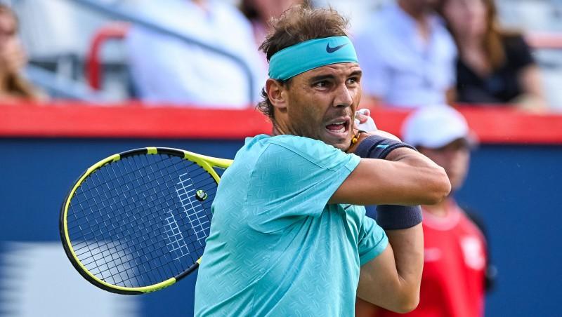 """Nadals Monreālā kļūst par """"Masters"""" uzvarām bagātāko spēlētāju"""