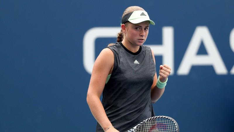 """Ostapenko ar pēdējo iespēju gūst sezonas pirmo """"Grand Slam"""" uzvaru"""