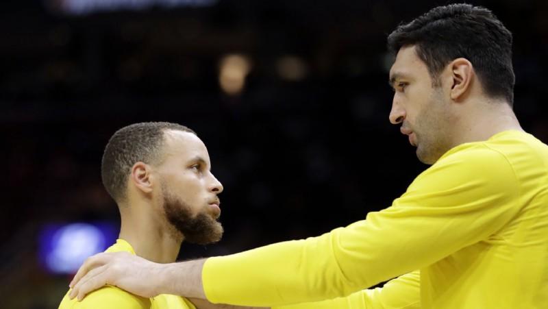 """Gruzīnu zvaigzne Pačulija beidz spēlētāja karjeru un būs """"Warriors"""" konsultants"""