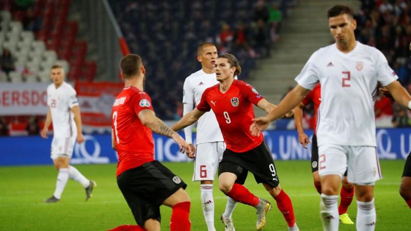 Teksta tiešraide: Austrija - Latvija 6:0 (spēle noslēgusies)