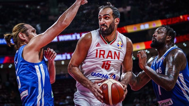 Irāna sagrauj Filipīnas, nodrošinot ceļazīmi uz Olimpiskajām spēlēm