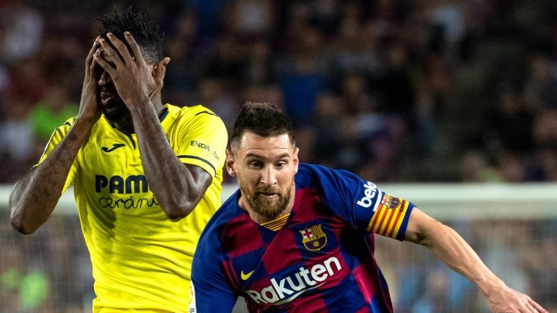"""""""Barcelona"""" vakara lielajā spēlē uzņems """"Inter"""", Mesi un Dembelē atgriezušies ierindā"""
