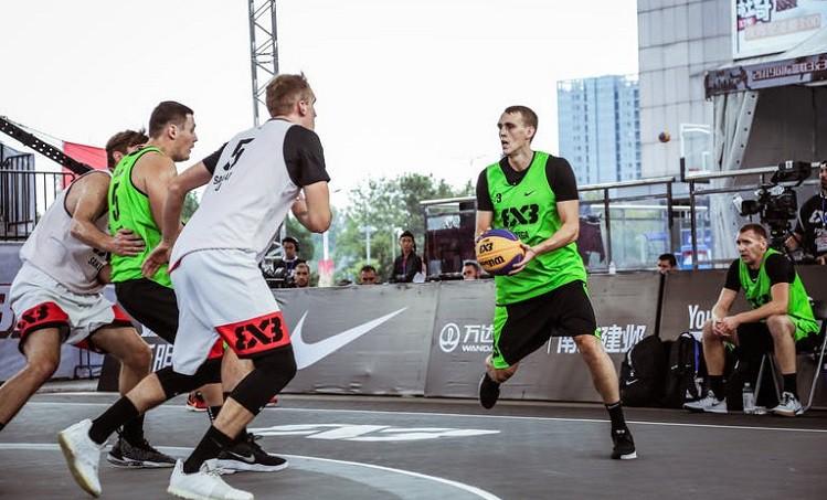 """Riga Ghetto Basket"" neizdodas iekļūt Pasaules tūres posma finālā"