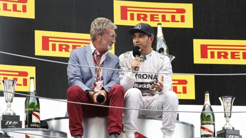 """Džordans: """"Hamiltons jau šobrīd ir labāks par Šūmaheru"""""""