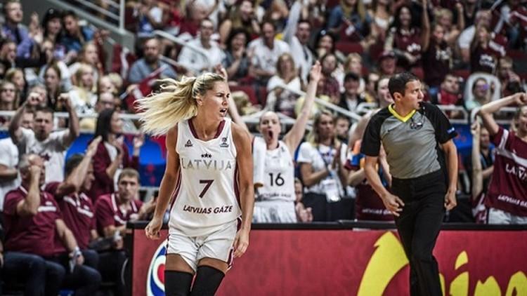 Gulbis debijas spēlei pret Horvātiju gatavojas ar 12 spēlētājām