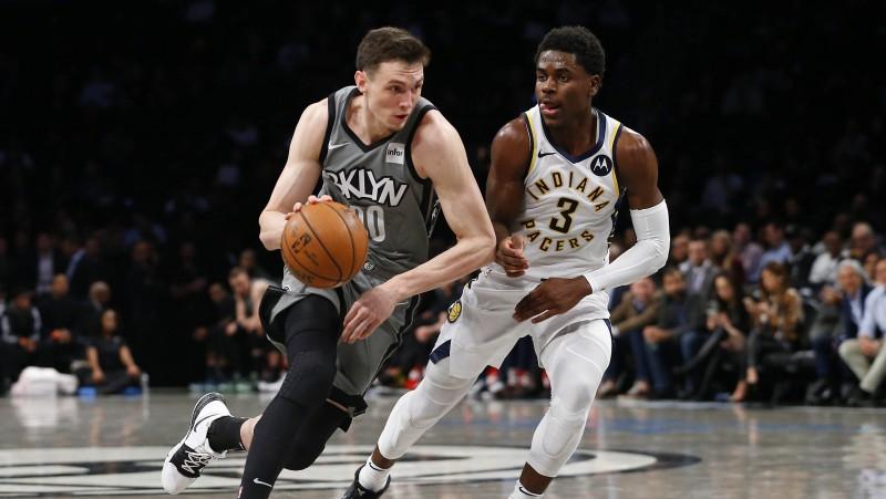 """Bruklinas """"Nets"""" atkal nosūta Kurucu uz NBA G līgu"""