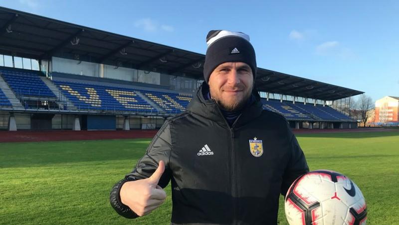 """""""Ventspili"""" trenēs moldāvs, """"Spartaka"""" līderis Ennins pārceļas uz Lietuvu"""