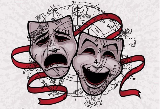 Visa pasaule – teātris: aiz kādām maskām slēpjas katra no Zodiaka zīmēm?