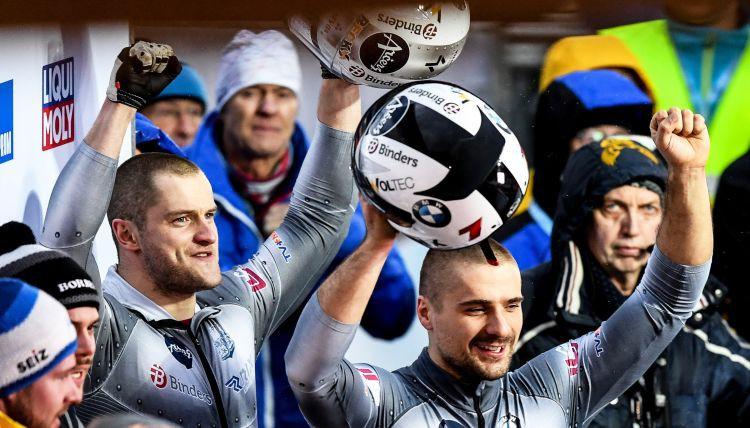 Pasaules čempionāts bobslejā pārcelts no ASV uz Altenbergu