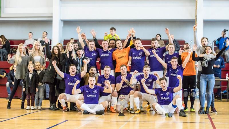 Euro Live Technologies uzvar pirmajā korporatīvajā čempionātā