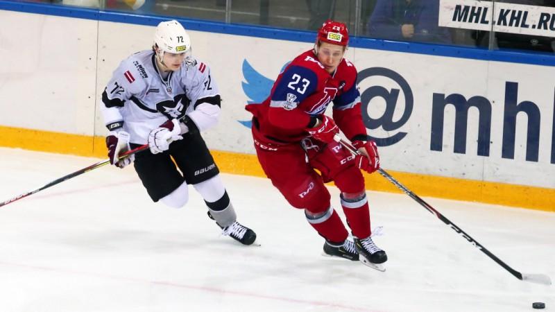 Rīdzinieki piedzīvo sāpīgu zaudējumu arī sērijas otrajā spēlē Jaroslavļā