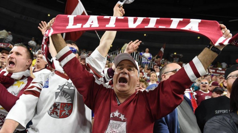 PČ trešajā virtuālajā spēlē Latvija sagrauj itāļus, turpinot uzvaras gājienu