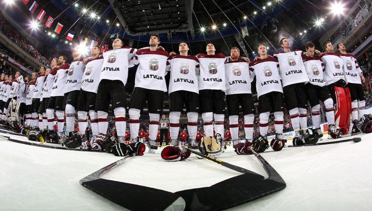 IIHF pasaules čempionātā esportā Latvija 1/8 finālā spēlēs pret Slovākiju