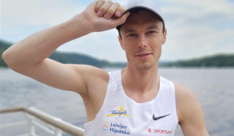 Arnis Rumbenieks sasniedz personīgo rekordu 50 kilometru distancē