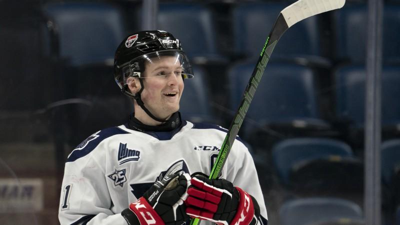 NHL drafta loterija noslēdzas bez pirmo numuru ieguvušās komandas noskaidrošanas
