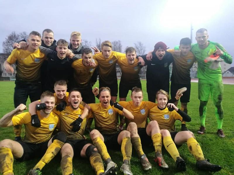 1.līgas medaļnieki ''Smiltene/ BJSS'' sezonu sāks sestdien ar mājas spēli pret ''Grobiņas SC''