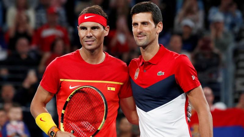Džokovičs un Nadals piedalīsies 2021. gada ATP kausa izcīņā
