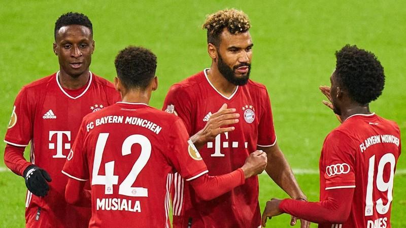 """Ontužāns tiek pie četrām minūtēm """"Bayern"""" kreklā Vācijas kausā"""