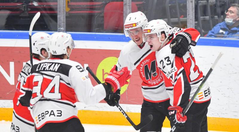 Edgars Kulda un Jansons rezultatīvi Novokuzņeckas zaudējumā VHL