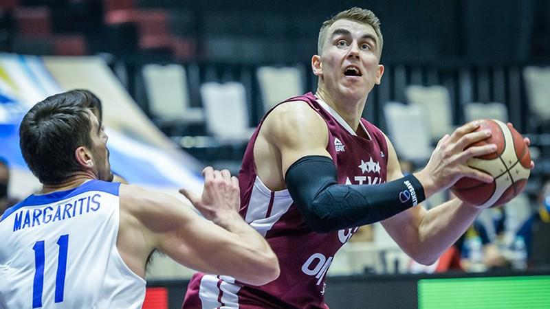 Laksa uzbrūk ar 100% precizitāti, Latvijai svarīga uzvara pār Grieķiju