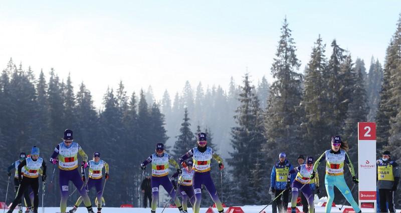 Biatlona čempionāts noslēdzas bez šaušanas