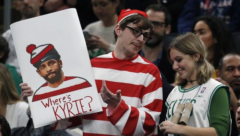 NBA sāk izmeklēšanu par Ērvinga piedalīšanos privātā ballītē