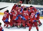 Totalizatoru koeficienti liecina, ka Rīgā galvenie favorīti ir Krievijas hokejisti