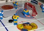 Liepājā noslēdzies pirmais galda hokeja turnīrs