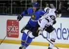 Latvija pret Kazahstānu pasaules čempionātos