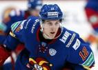 Stīvs Mozess - nepazīstamā KHL zvaigzne