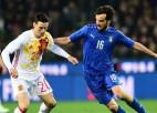 """""""Euro 2016"""" astotdaļfināli: Spānija pret Itāliju, Horvātija pret Portugāli"""
