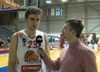 """Video: Garoza: """"Visas spēles ar Valmieru ir īpašas"""""""